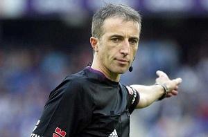 Znany arbiter meczu Barça-Elche