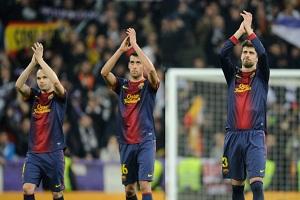 Barça chce zachować trzon drużyny