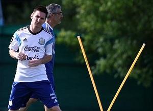 Messi: Faus nie wie nic o piłce nożnej