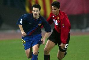 Andrés Iniesta – kapitan w rocznicę