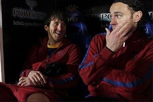 Messi powołany na mecz pożegnalny Milito