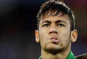 Neymar zagra charytatywnie
