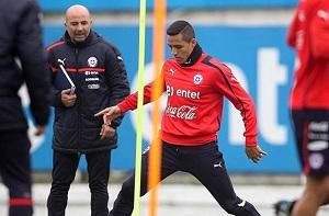 Sampaoli: Alexis zyskał u nowego trenera