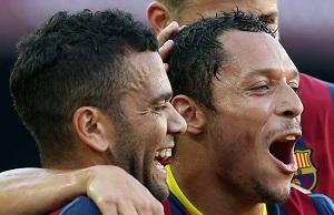 Zegłosuj na Adriano i Daniego Alvesa!