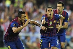 Pedro lepszy od Alexisa