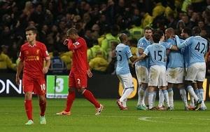 Manchester City lepszy od Liverpoolu