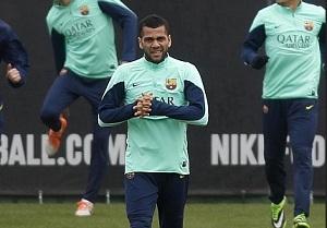 Specjalny program treningowy dla Alvesa