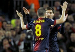 Iniesta: Nie sądzę, że jest kampania przeciwko Leo