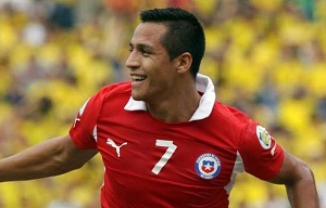 Alexis Sánchez poznał plan przed Mundialem