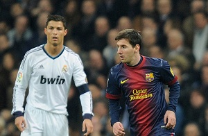 Cristiano Ronaldo + 22 gole = Leo Messi