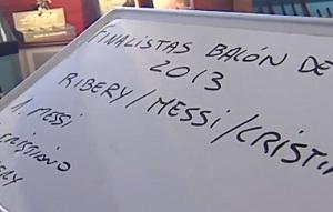 Iniesta zdradził swoje typy do Złotej Piłki