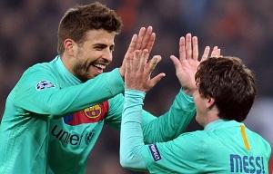 Piqué: Cieszę się, że Messi i Valdés wracają