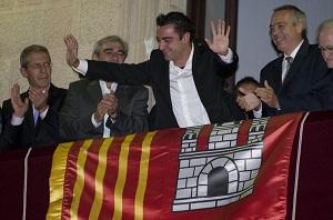 Jesús Fernández: Xavi sprawia, że mam gęsią skórkę