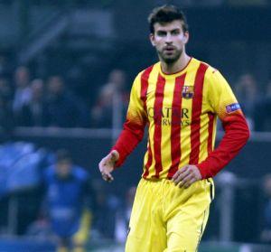 150. mecz Piqué w lidze dla Barçy