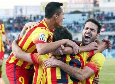 Pedritazo: Getafe – FC Barcelona (2:5)