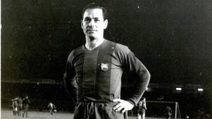 Zmarł Josep Seguer – legenda Barcelony