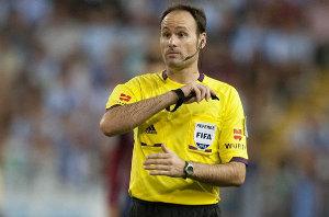 Mateu Lahoz sędzią w meczu z Atlético