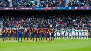 Camp Nou uczciło minutą ciszy Josepa Seguera