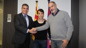 Grimaldo przedłużył kontrakt do 2016 roku