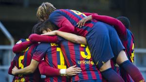 Barça B – Hèrcules CF: Pierwsze zwycięstwo w 2014 roku (5:0)