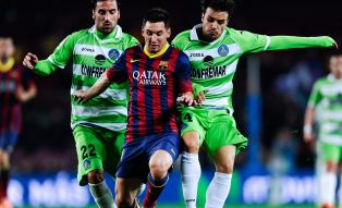 Getafe CF – FC Barcelona (składy)