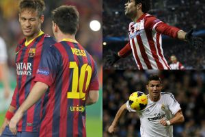 Styczniowy rozkład jazdy Barçy i Atlético