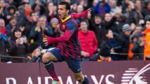 Statystyki z meczu FC Barcelona – Elche CF