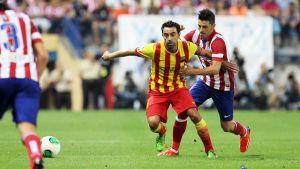 Statystyczne porównanie Barcelony i Atlético