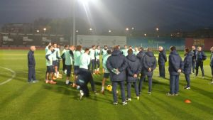 22 piłkarzy uda się do Madrytu