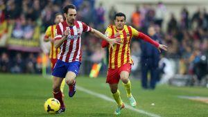 Statystyki z meczu Atlético Madryt – FC Barcelona