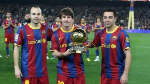 Messi po raz siódmy z rzędu w finałowej trójce
