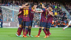 Barça blisko siódmego półfinału w ciągu ośmiu lat