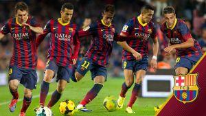 Pięciu piłkarzy i siedem hat-tricków