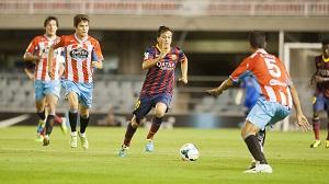 Lugo – Barça B: pojedynek na podobnym poziomie