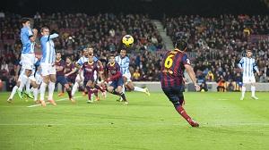 Wypowiedzi zawodników po meczu na Camp Nou