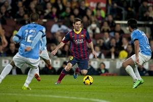 Messi asystuje więcej niż Cristiano Ronaldo