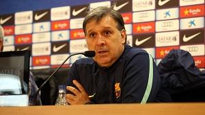 Tata Martino: Możemy spodziewać się dobrego widowiska