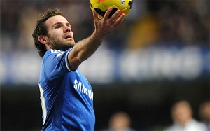 Juan Mata do FC Barcelony?