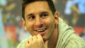 Messi: Chcę być w Barcelonie do końca