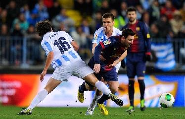 Zapowiedź meczu: FC Barcelona – Málaga CF