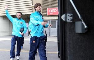 FC Barcelona – Málaga (składy)