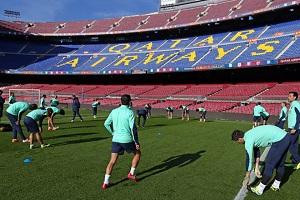 FC Barcelona – Levante UD (składy)