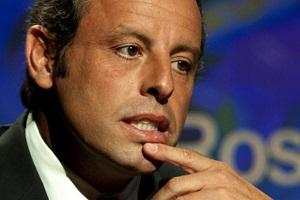 Sandro Rosell chce podać się do dymisji