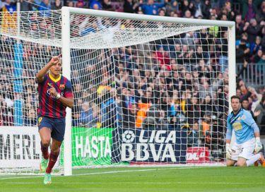 Alexis show: FC Barcelona – Elche CF (4:0)