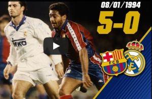 20 lat od wygranej Dream Teamu z Realem Madryt