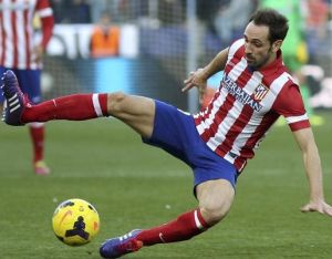 Juanfran zagra w meczu z FC Barceloną
