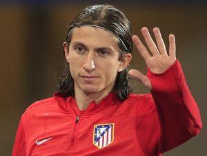 Filipe Luis: W Barçy nie byłbym taki szczęśliwy