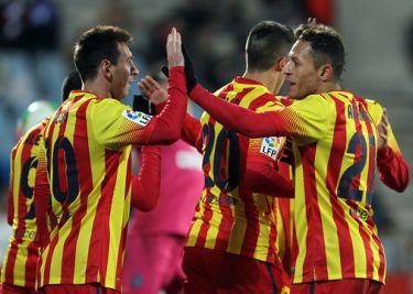Wygrana w cieniu kontuzji: Getafe CF – FC Barcelona (0:2)