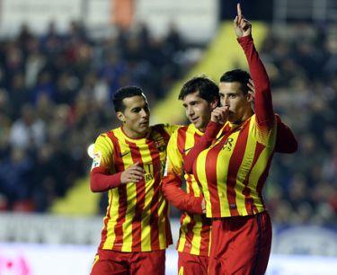 Tello przybliża Barçę do półfinału: Levante UD – FC Barcelona (1:4)