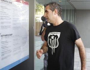 Jordi Cases wycofał pozew przeciwko Sandro Rosellowi